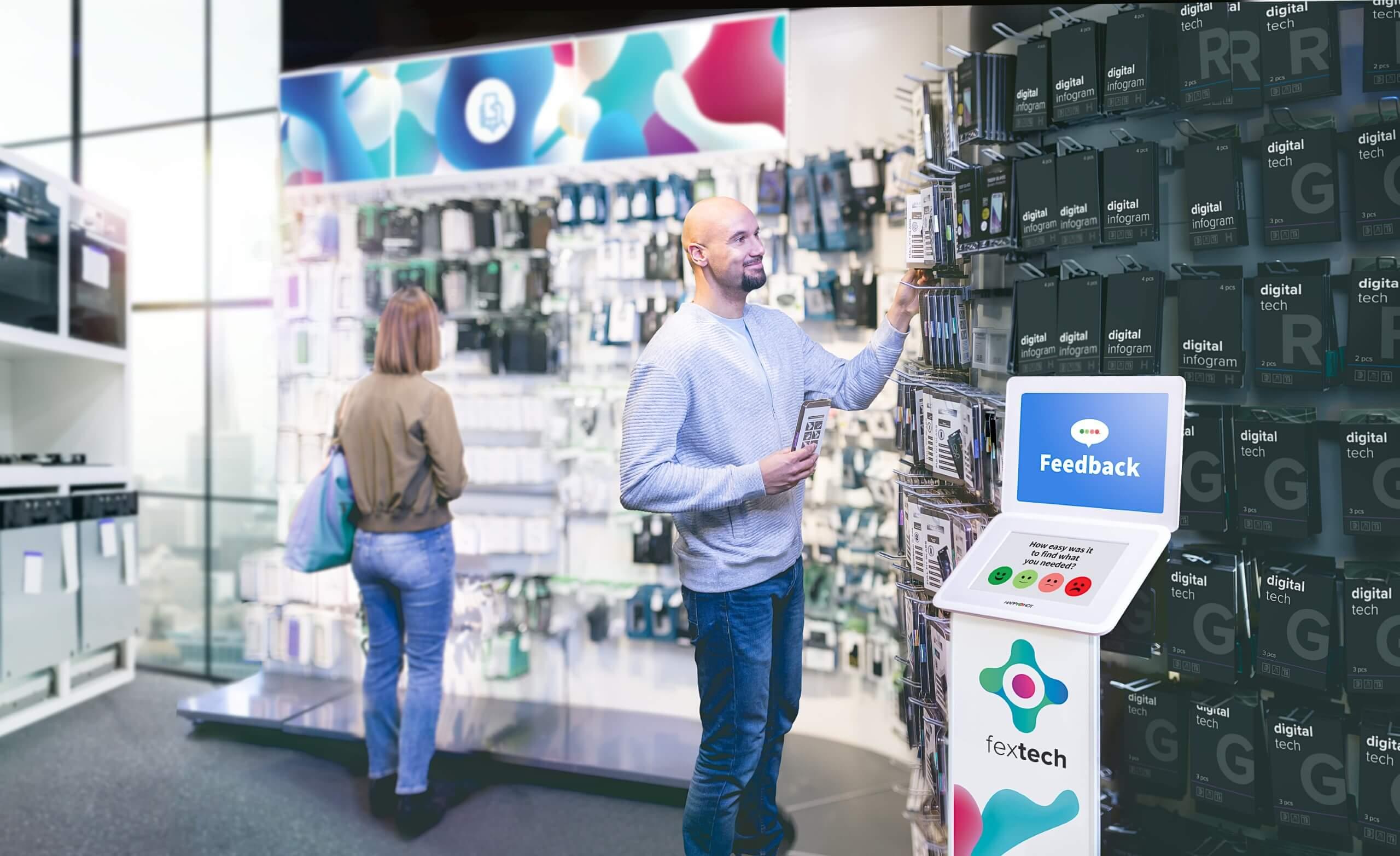 detaljhandel-elektronik